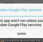 Cara Memperbarui Layanan Google Play Tidak Bisa Update