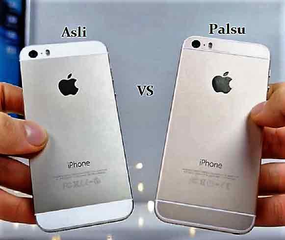 Cara Cek Hp Iphone Asli atau Palsu
