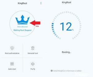 Cara root dengan kingroot di android