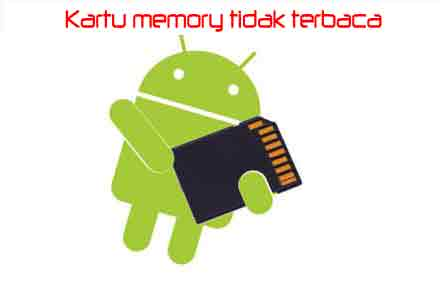 Cara Memperbaiki Kartu Memori yang Rusak pada Android