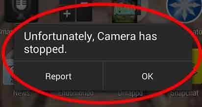 Cara Mengatasi Sayangnya Kamera Telah Berhenti