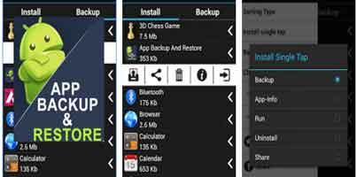Cara Backup Aplikasi Android Menjadi APK Tanpa Root