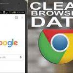 Langkah Hapus Semua Riwayat Jelajah Chrome Di Android