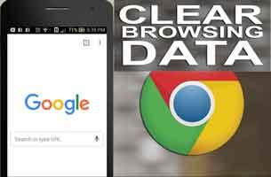Cara Hapus Riwayat Penelusuran google Chrome Android
