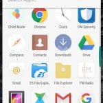 cara kembalikan aplikasi hilang di menu android