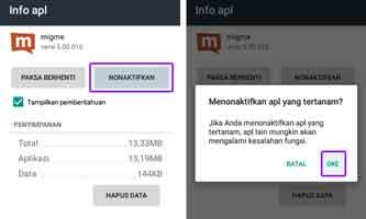 Cara Mengaktifkan Aplikasi Yang Dinonaktifkan Pada Hp Android