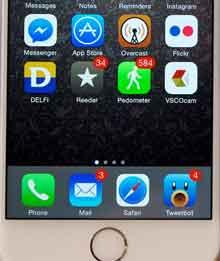 Aplikasi Terbaik Iphone dan Paling Canggih