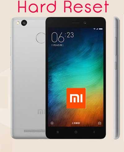 2 Cara Reset Xiaomi Android Semua Tipe