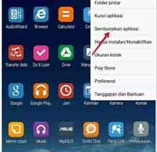 Tips Cara Menyembunyikan Aplikasi di Android