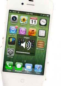 Mengatasi iPhone yang tidak ada Suara