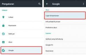 Cara Mudah Mengganti Akun Google Play Store