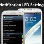Aktifkan Lampu LED Depan Android