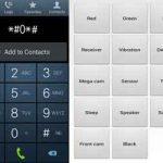 Cara Mengecek Layar LCD Samsung Normal atau Tidak