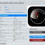 Cek Sensor milik Ponsel Android