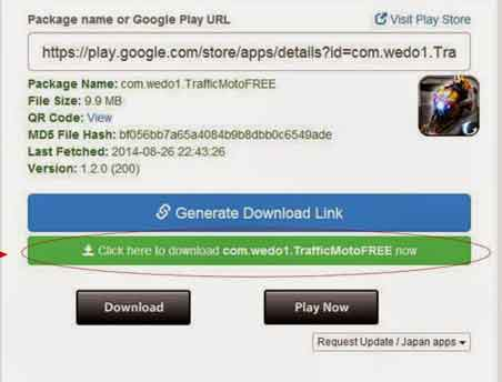 Cara Download Apk di Pc atau Laptop