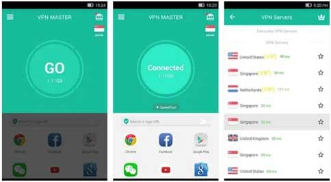 VPN Master: cara buka situs yang diblokir