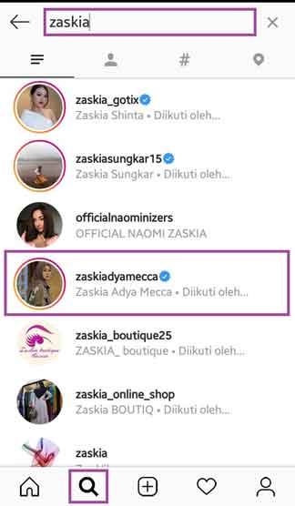 Follow-Instagram-Artis