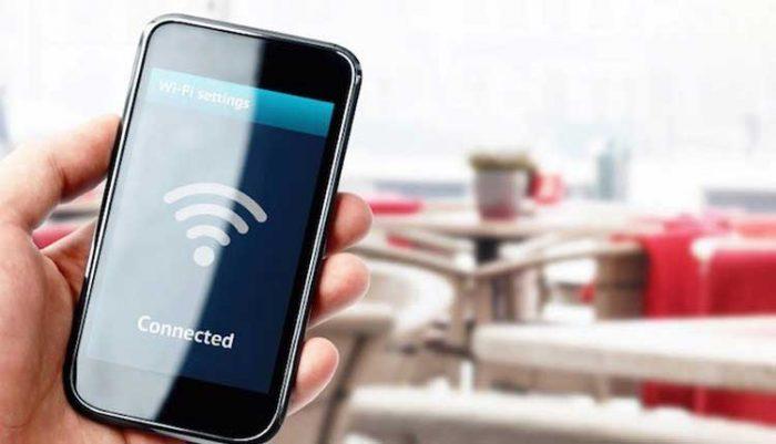 sinyal wifi sering hilang
