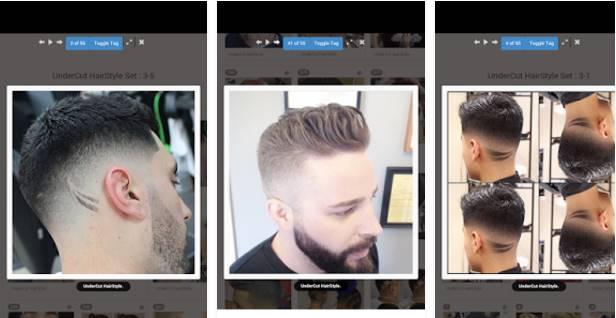 download aplikasi edit rambut pria