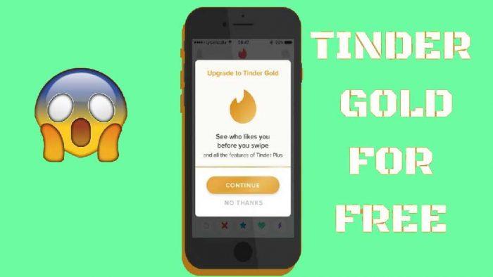 cara dapat tinder gold gratis 2019