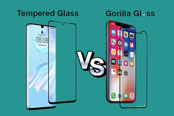tempered glass vs gorilla glass