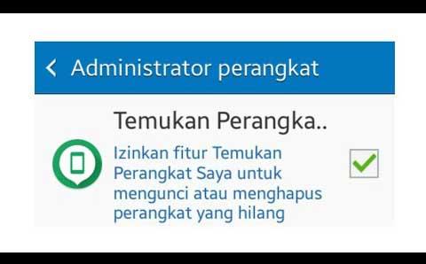 solusi administrator perangkat tidak bisa dinonaktifkan