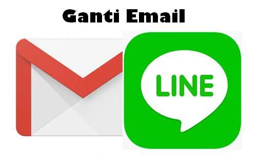 cara mengetahui email line yang lupa
