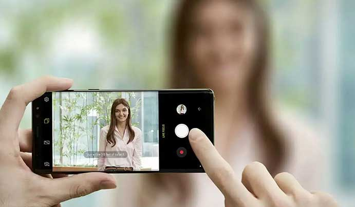 aplikasi kamera android yang bisa blur