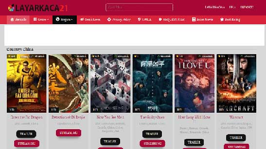 website nonton drama china sub indo