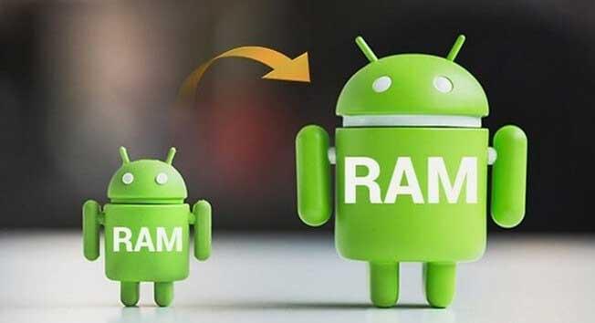 menambah kapasitas ram android dengan memori eksternal?
