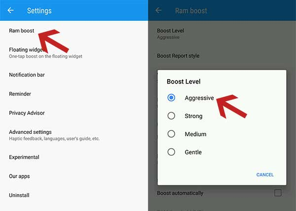 cara menambah ram android dengan sd card tanpa root