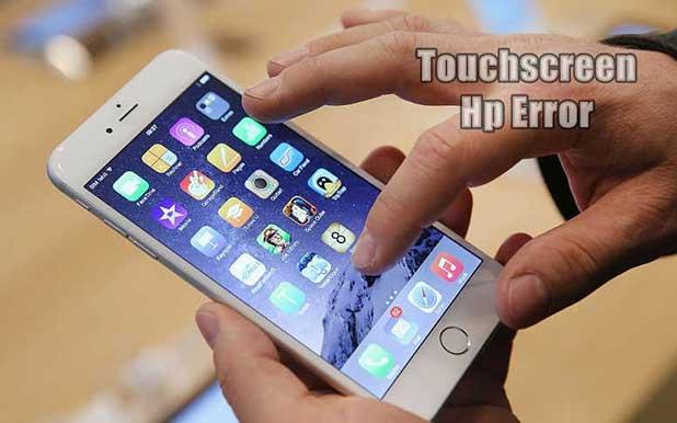 mengatasi touchscreen mencet sendiri