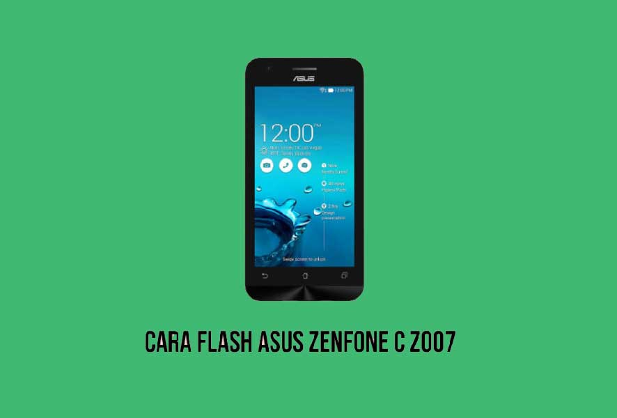 flash asus zenfone c