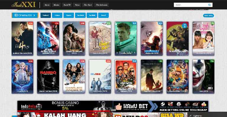 Cara Nonton Film Online di IndoXXI subtitle Indonesia ...