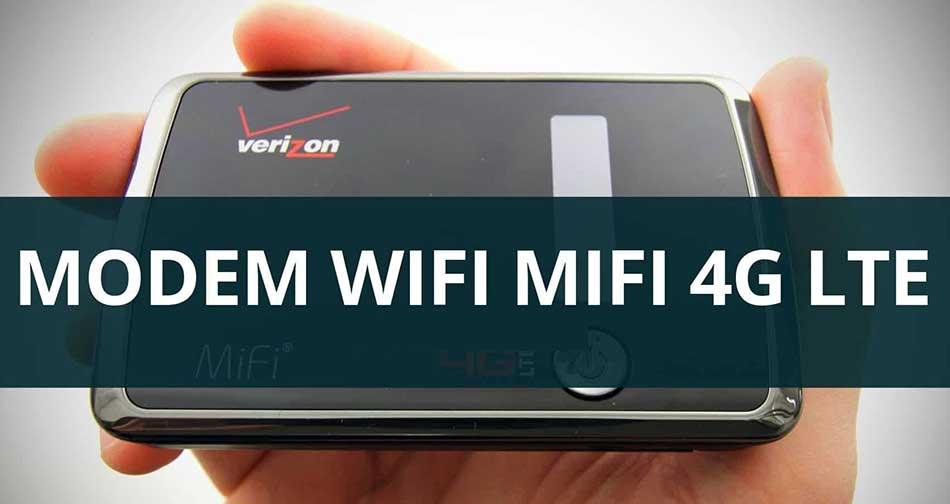 Daftar modem wifi 4G Terbaik