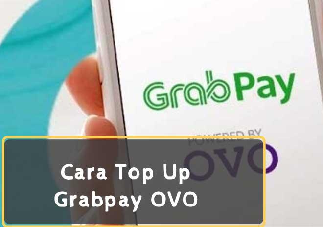 cara top up grabpay