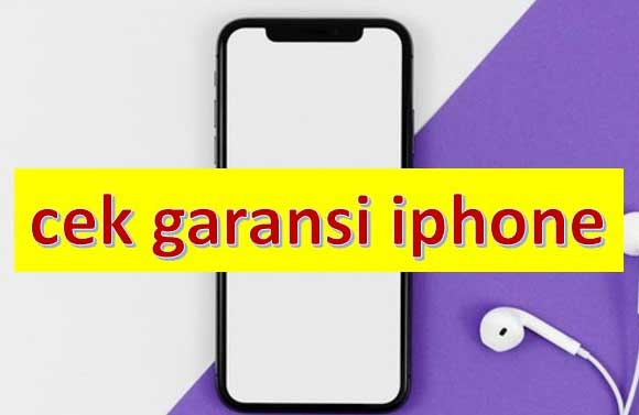 cek garansi iphone
