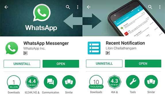 Cara Melihat Pesan WhatsApp yang Sudah Dihapus dengan Aplikasi