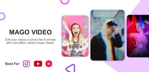 Aplikasi video bokeh: mago video