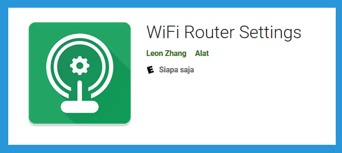 cara melihat password wifi di hp dengan wifi router settings