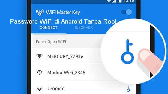 cara melihat password wifi di HP sendiri dengan mudah?