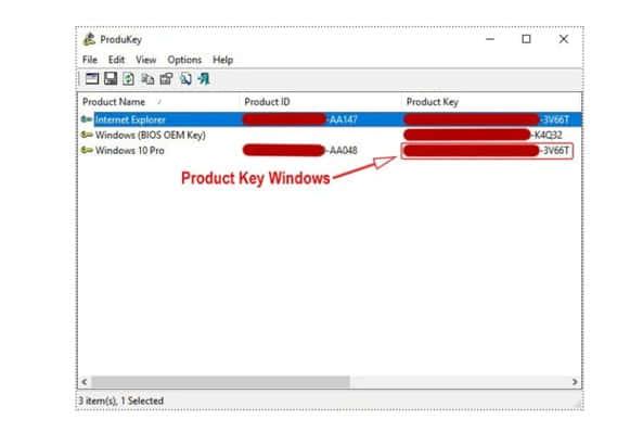 Cara melihat atau mengetahui lisensi Microsoft Windows