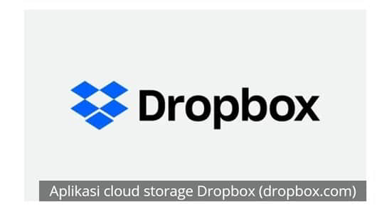 Penyimpanan Cloud dropbox