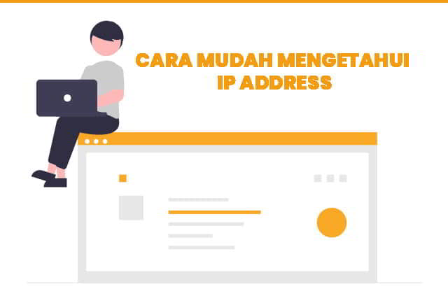 Cara Melihat IP Adress Komputer