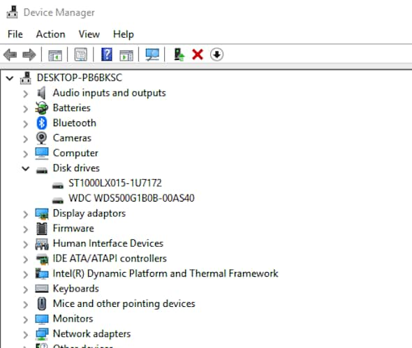 opsi device manager