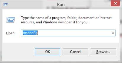cara masuk safe mode windows 8 lewatmsconfig