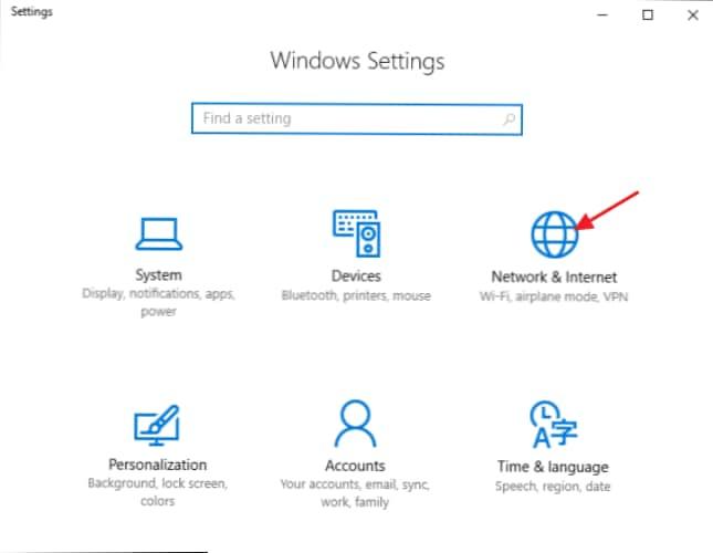 cara menjadikan komputer sebagai hotspot windows 10