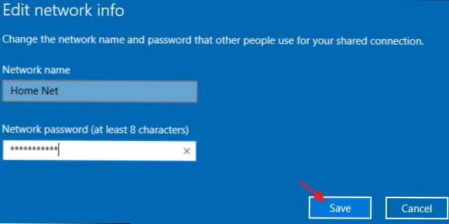 membuat username dan password hotspot