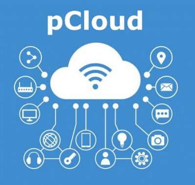 cloud storage - pcloud